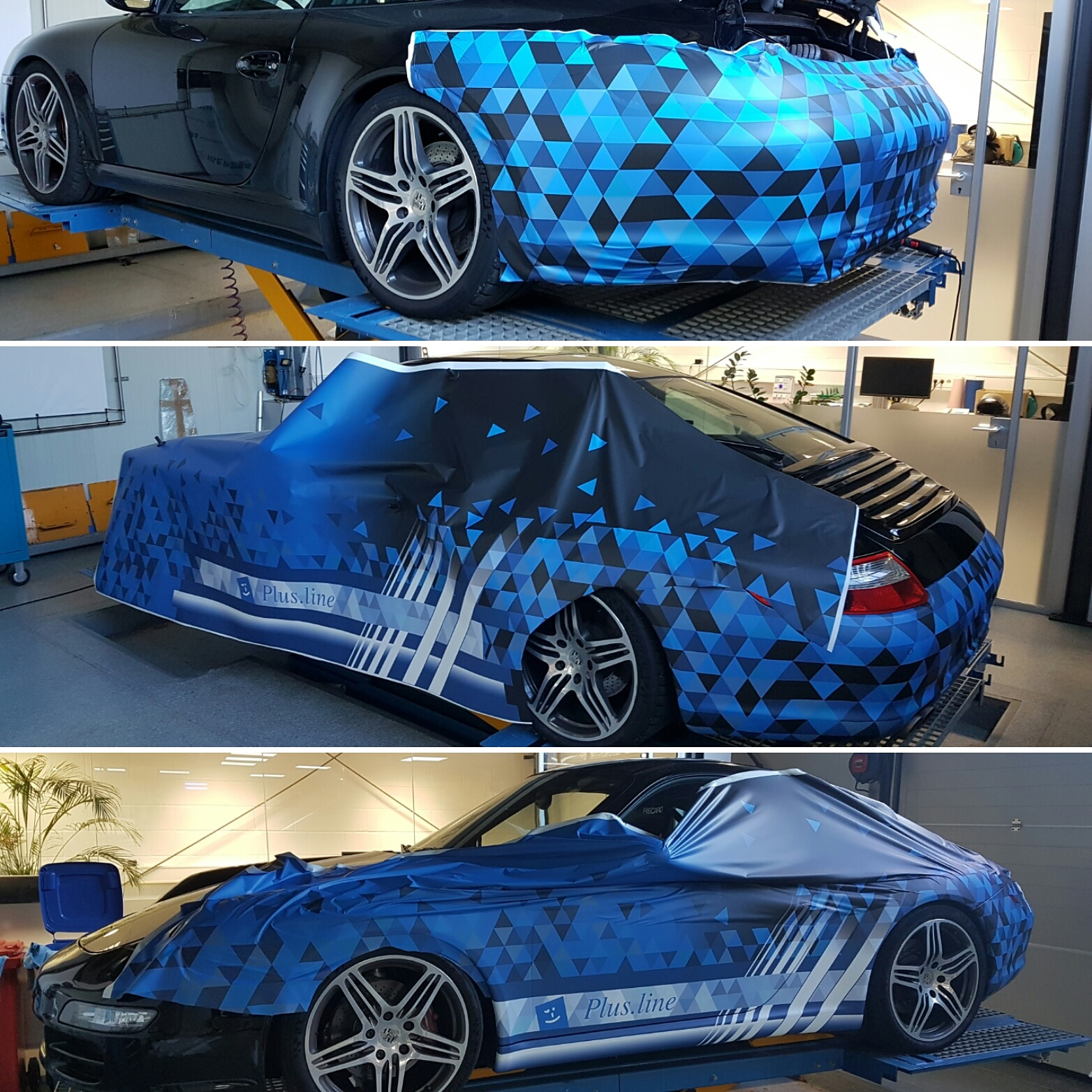Car Wrapping / Vollverklebung