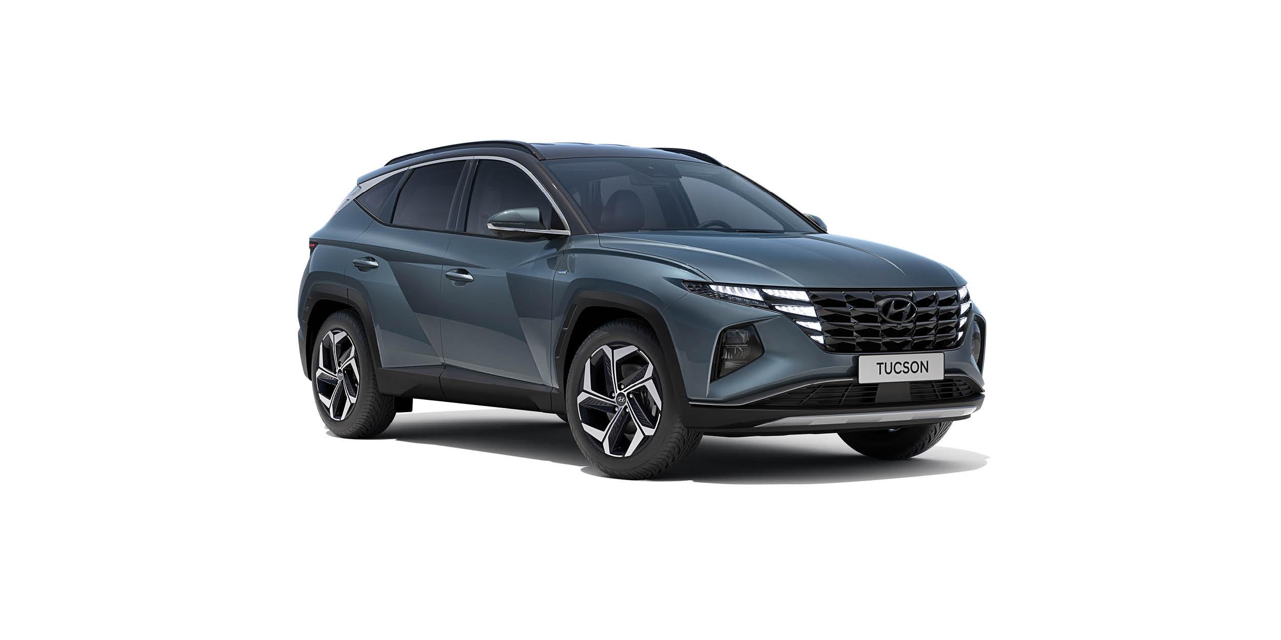 Der neue Hyundai TUCSON