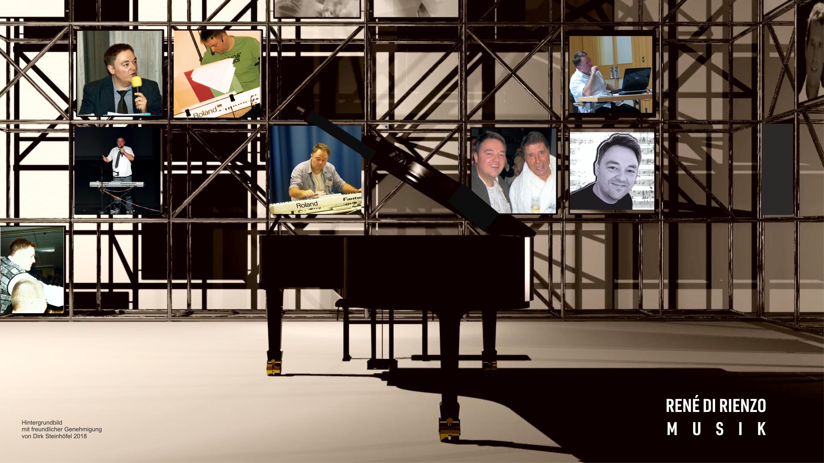 René Di Rienzo - Musiker/Musikproduktion