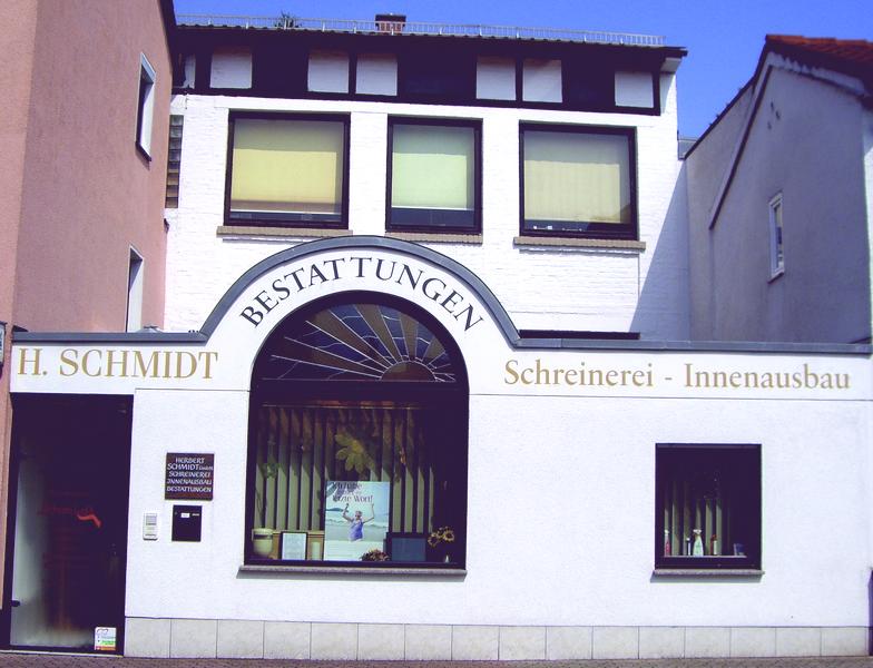 Schreinerei und Bestattungsinstitut Pietät Schmidt