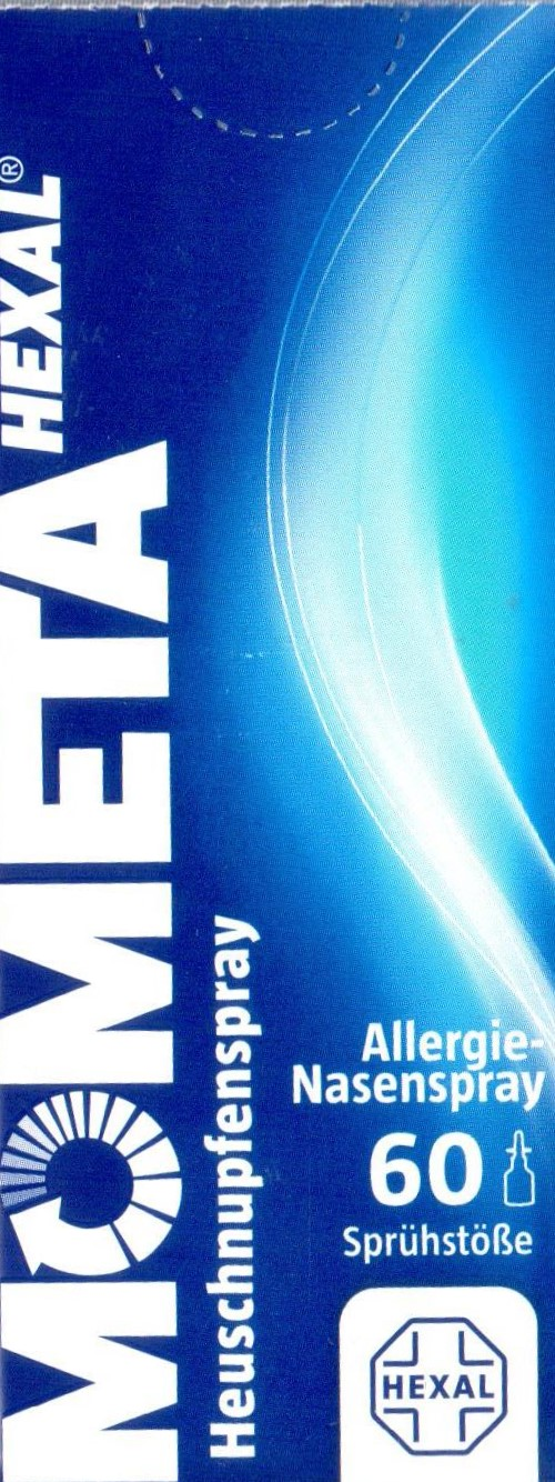 Mometa Hexal Heuschupfenspray 10ml PZN 11077448 bei Allergie