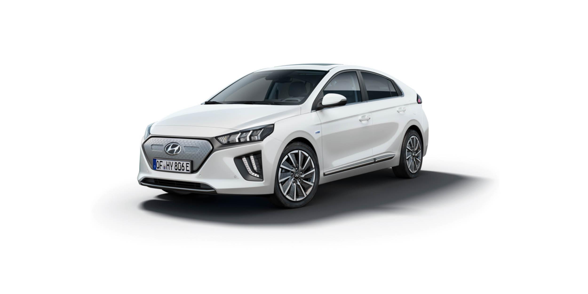 Der Hyundai IONIQ Elektro