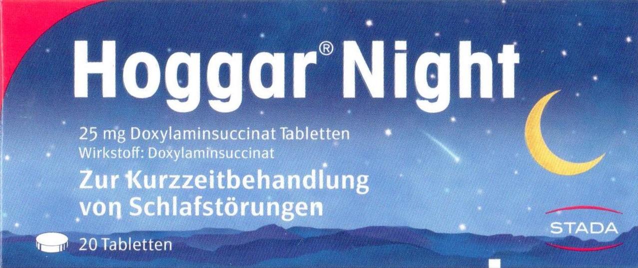 Hoggar Night 20 St. PZN 04402066 Schlaf