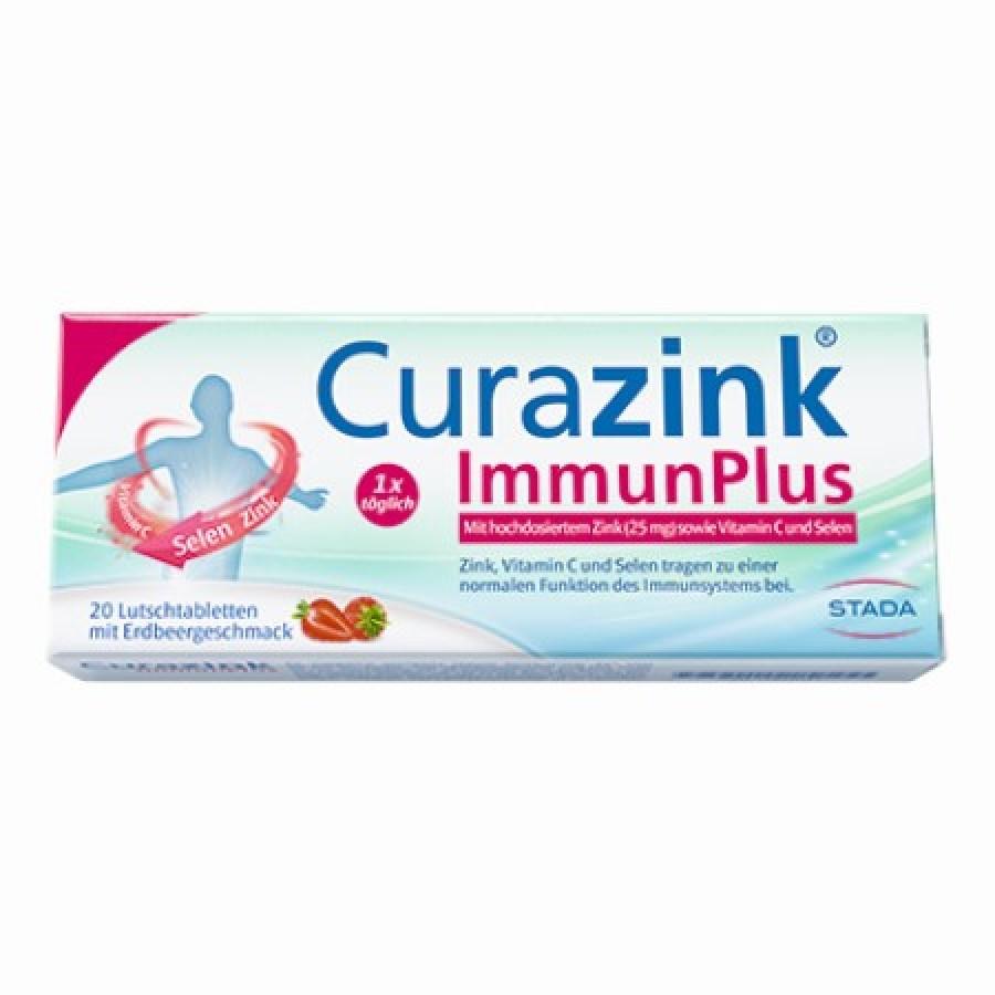 Curazink® ImmunPlus 20 Lutschtabletten