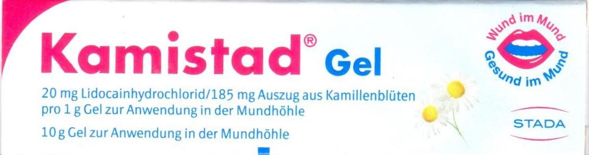 Kamistad 20g PZN 03927039 Zahn, Zahnfleisch-Entzündung