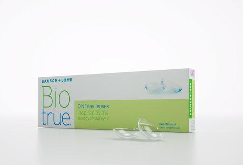 Bausch & Lomb Biotrue One Day 1-Tageskontaktlinse