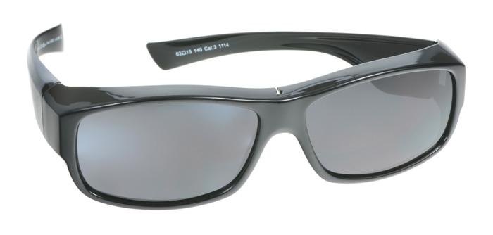 Sunfit Überzieh Sonnenbrille 40001 schwarz