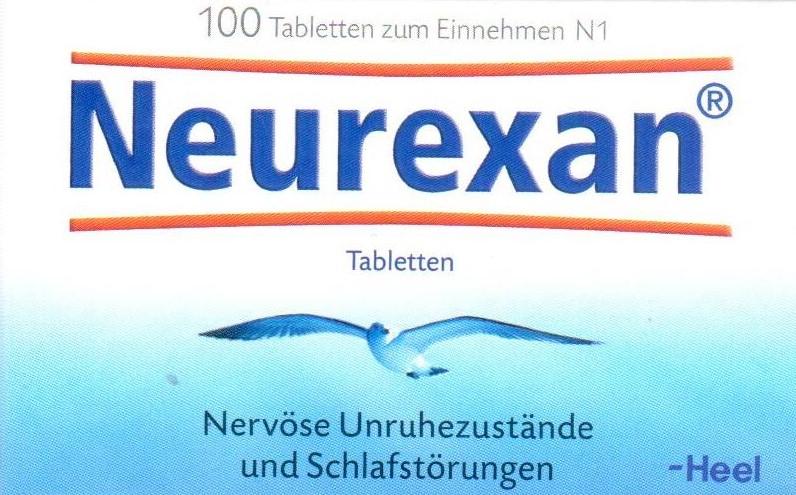 Neurexan 100 St PZN 04115272 Stress